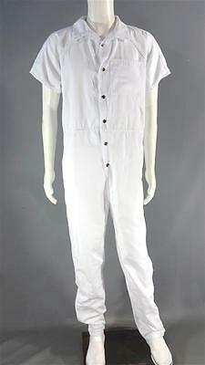 Feed The Beast Inmate Screen Worn Jumpsuit & Shoes Ep 103