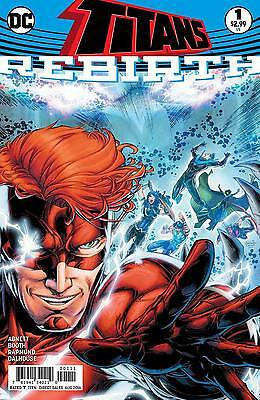 Titans Rebirth (1st Print Regular Cover) 2016 One-Shot DC Comics Universe