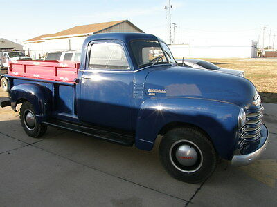 1950 Chevrolet Other Pickups  1950 Chevy pickup  ONE OWNER