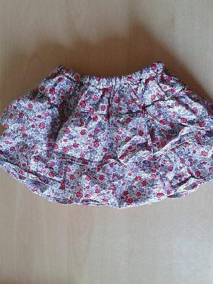 Leigh Tucker Willow tier floral skirt age 12-18mths