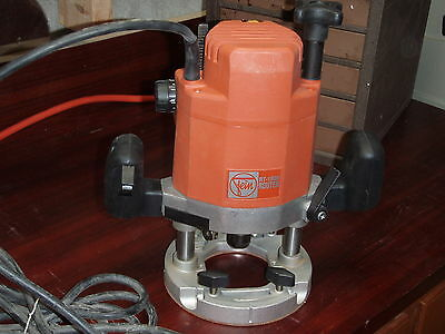 FEIN 3.25 HP Plunge Router Model RT-1800 w/ accessories Made in Germany