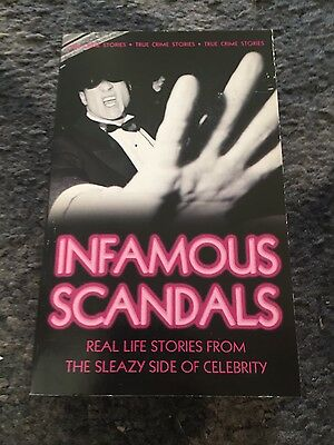 Infamous scandals, paperback book