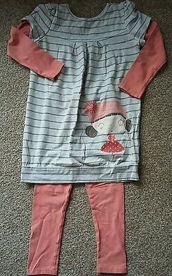 tunic and top set aged 5 years