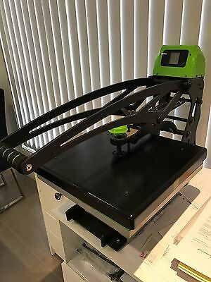 GALAXY 15 HEAT PRESS + Blank Sublimation Products