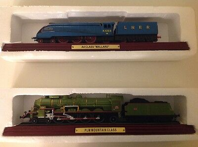 Atlas Editions Model Trains X 2 New in packs. #4
