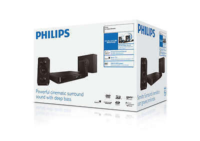 philips hts 3154 heimkino player tuner receiver 5 1 dvd recorder 3480 dolby eur 136 00. Black Bedroom Furniture Sets. Home Design Ideas