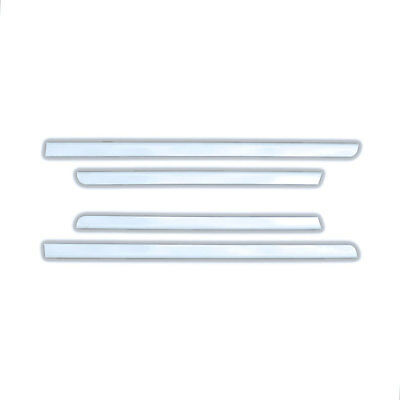 2010-2016 Toyota 4Runner 4pc Chrome Window Moldings