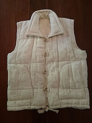 Men's Nepalese quilted vest
