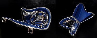 Rare Top Althorn Waldhorn MIRAPHONE &Orgnl. Hard Case&Mouthpiece~MADE IN GERMANY