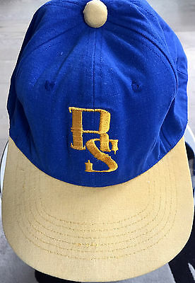 Very Rare Rolling Stones Sample Hat Never Sold To Public Voodoo Lounge 94 Ustour
