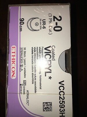 Nahtmaterial Ethicon Vicryl Coated 2-0,VCC2593H