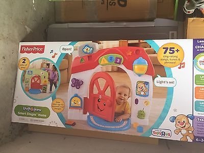 Fisher Price Laugh and Learn Smart Stages Home