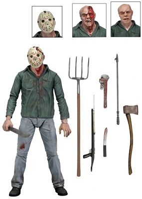 NECA Friday the 13th Part 3 - Jason Voorhees Ultimate Actionfigur