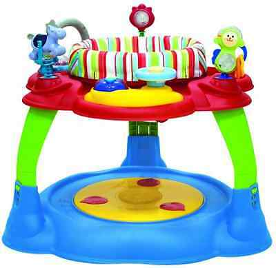 NEW Safety 1st 2-in-1 activity Centre Candy Stripes