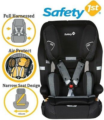 New Safety 1st Sentry Harnessed Child Car Seat with Air Protect