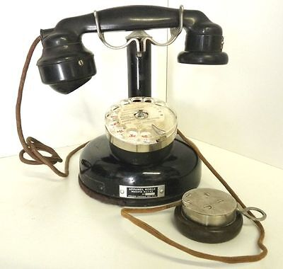 """Original Rare Ericsson 1930s(?) Table Phone - """"MUST-HAVE"""" for every collector"""
