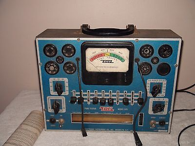 EICO Model 625  Tube Tester    Serial 28241 . Untested .