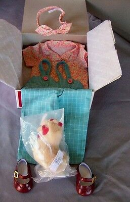 American Girl Doll Kit Chicken Keeping Set   Special Edition Set  Retired