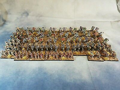 15mm parthian army painted Essex old glory miniatures dba fog impetus ancients