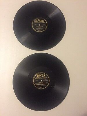 Lot of 2-Andrews Sisters 78 RPM Records (Decca)