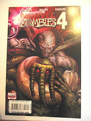 Marvel Zombies 4 #3 of 4 VF/NM
