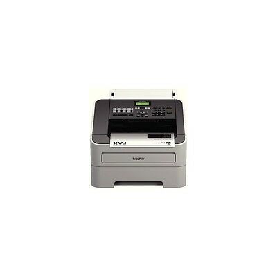 BA71277 Brother FAX-2840 Mono Laser Fax Machine Grey