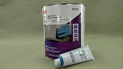 3m Platinum Select Filler 31131 gallon body filler reduces pinholes sands great