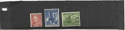 1947 Newcastle Set Mint See Scan