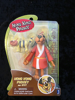 """Hong Kong Phooey Spot Hanna Barbera 6"""" Action Figure Toy New in Box CHEAPEST!!!!"""