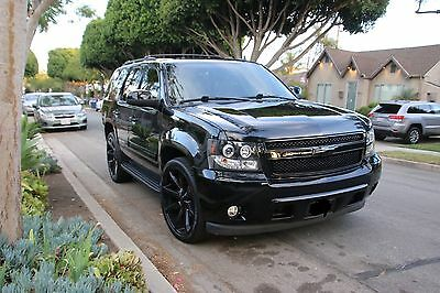 2012 Chevrolet Tahoe 2WD 2012 Chevy Tahoe Custom Upgrades