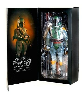 Sideshow Collectibles Star Wars Boba Fett Statue Sixth Scale Figure New In Box!!