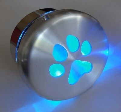 Paw Logo Can Am Spyder Automatic Wheel Lights Front Wheels GloRyder Glo Ryder