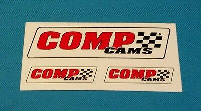 COMP CAMS racing decals stickers mhra nhrda drags diesel offroad trucks jeeps