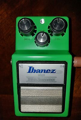 Ibanez TS9 Tube Screamer Overdrive / Distortion TS-9 MIJ guitar pedal Japan