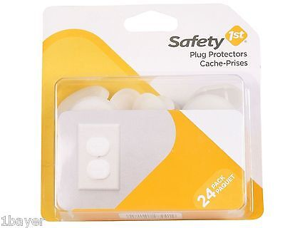 Safety 1st Baby Infant Kid Child Children Plug Outlet CoverProtector (24pc)