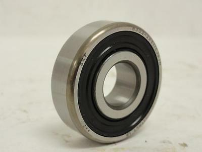 160717 Old-Stock, SKF 6302-2RS1 Ball Bearing 15 mm ID x 42 mm OD x 13 mm Wide