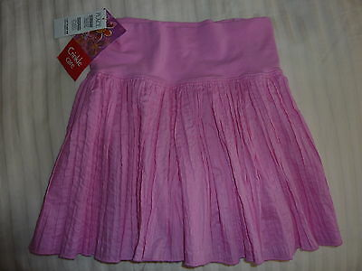 The Children's Place Pink Crinkle Summer Holiday Skirt Skort Age 3 Bnwt