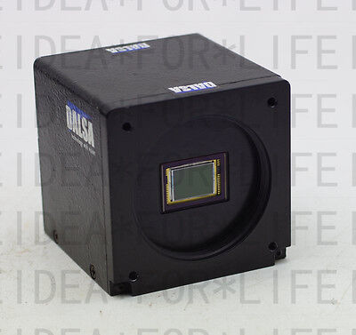 1pc Used Good DALSA DS-21-02M30 Industrial CCD camera, no lens! #ship EXPRESS