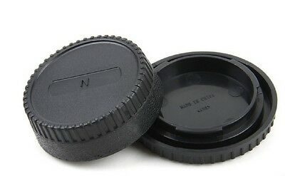 cover Lens Camera Body REAR Cap CANON FOR EF-S 18-135/3.5-5.6 55-250/4-5.6 IS_SX