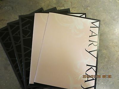 Mary Kay LIMITED EDITION FOLDERS  IN PINK
