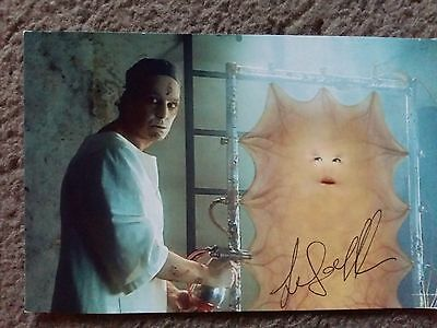 SEAN GALLAGHER - Doctor Dr Who Autograph Signed - NEW SERIES