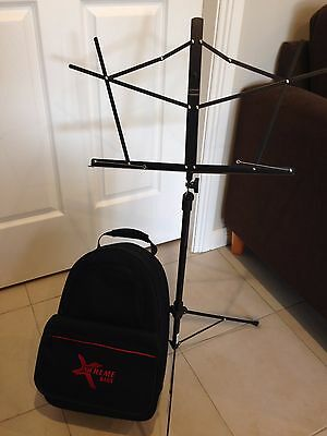 Clarinet Bag and music stand