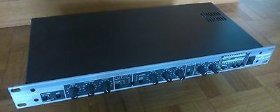 Aphex 661, Expressor with Tubessence, Tube Compressor Limiter - Tested!