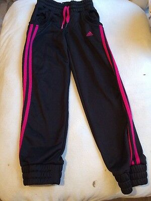 Girls Adidas Jogging Bottoms age 7years