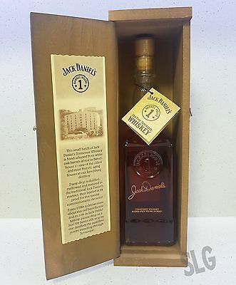 Jack Daniels Master Distiller No.2 Tennessee Whiskey 750ml 43%alc US Release