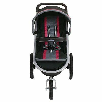Graco Fastaction Fold Jogger Click Connect Stroller, Gotham  by Graco