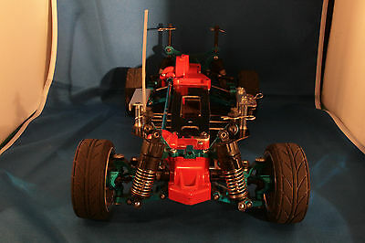 Tamiya Vintage TA01 RC 4WD High Spec Chassis