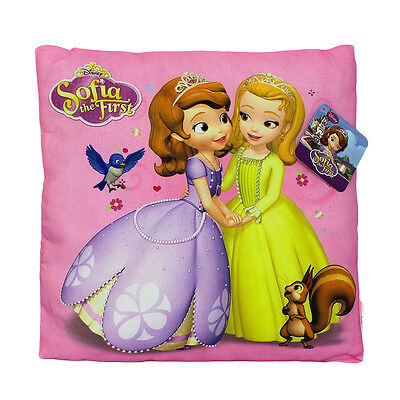 Disney Sofia the first Pillow cushion 35*35cm. Perfect for a gift.