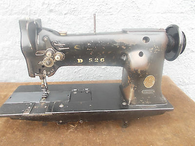 Industrial Sewing Machine Singer 112-140-two needle -Leather