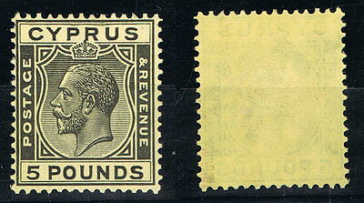 Fantastische Sammlung Zypern mit MiNr. 107, outstanding cyprus collection SG 117